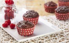Muffin cacao e yogurt: per la merenda