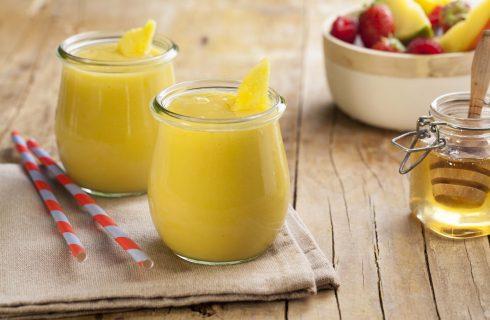 Smoothie al mango, il sapore della frutta