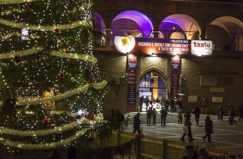 Taste of Christmas: a Bologna alta cucina e grandi chef