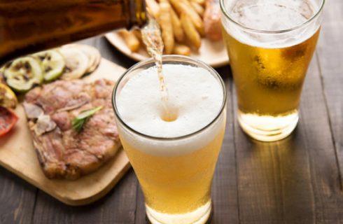 Birra in cucina: la guida di Leonardo Di Vincenzo e Adriano Baldassarre