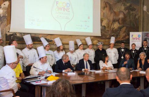 A Firenze c'è Food & Wine in Progress