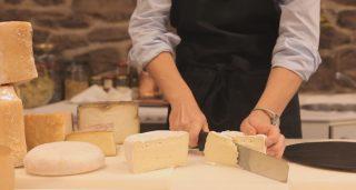 Come comporre un tagliere di formaggi vaccini