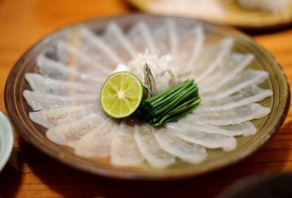 fugu-sashimi