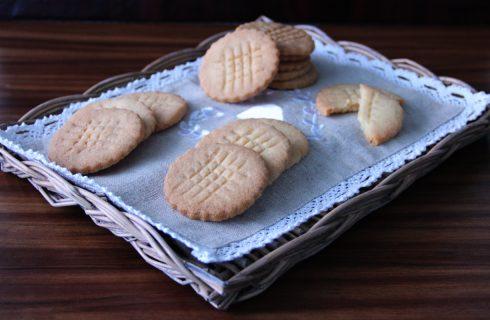 Gallette bretonne: biscotti friabili