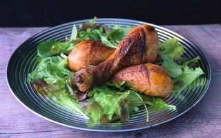 Jerk chicken, pollo alla giamaicana