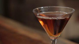 Martinez, il video cocktail