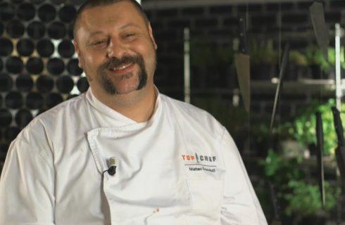 Matteo Fronduti è il Primo Top Chef d'Italia