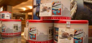 Gottardo, il panettone svizzero che celebra la galleria più lunga del mondo