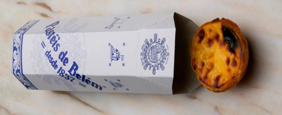 Cosa sono i pasteis de Belem?
