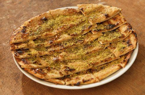 La ricetta della pizza con pistacchio e mortadella tipica siciliana