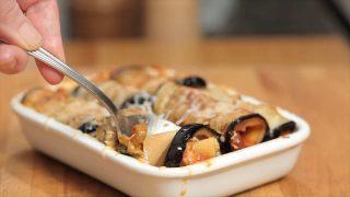 Roll di lasagna, appetitosi