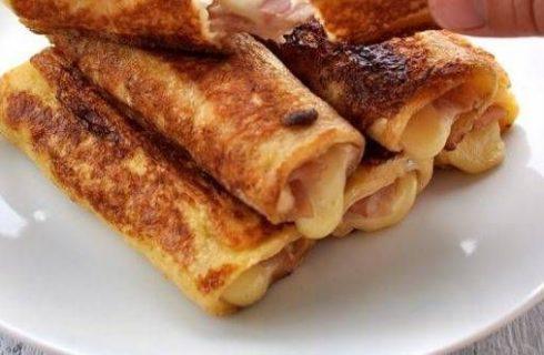 Rotolini di pancarrè fritti: la ricetta di Cotto e Mangiato
