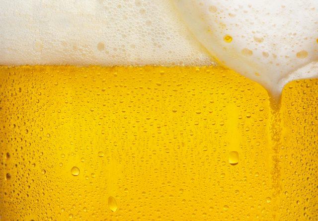 schiuma birra
