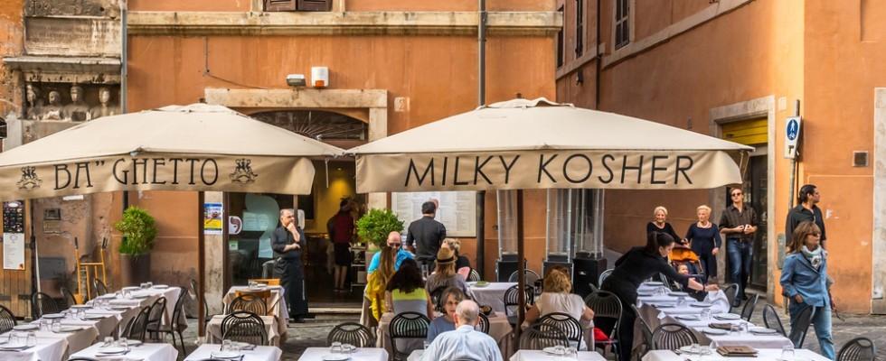 Le guide di Agrodolce: dove mangiare al Ghetto a Roma