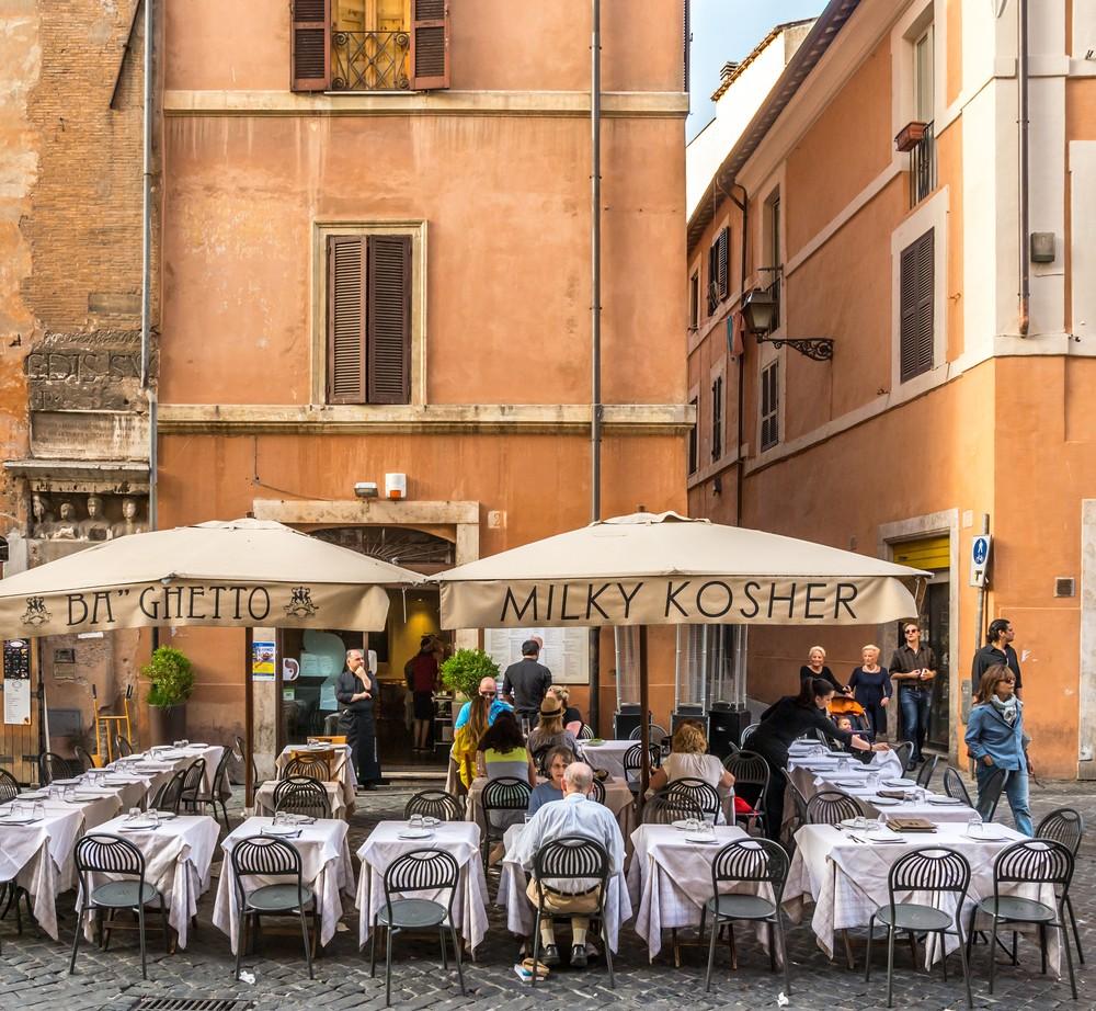 Le Guide Di Agrodolce Dove Mangiare Al Ghetto A Roma Agrodolce