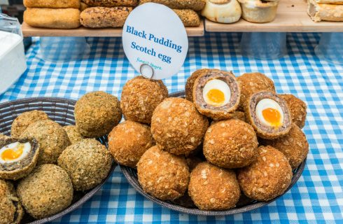 So British: 9 street food inglesi che dovreste assaggiare