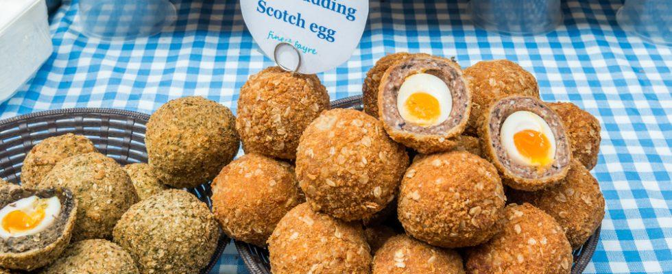 So British: 9 street food inglesi che dovreste assaggiare