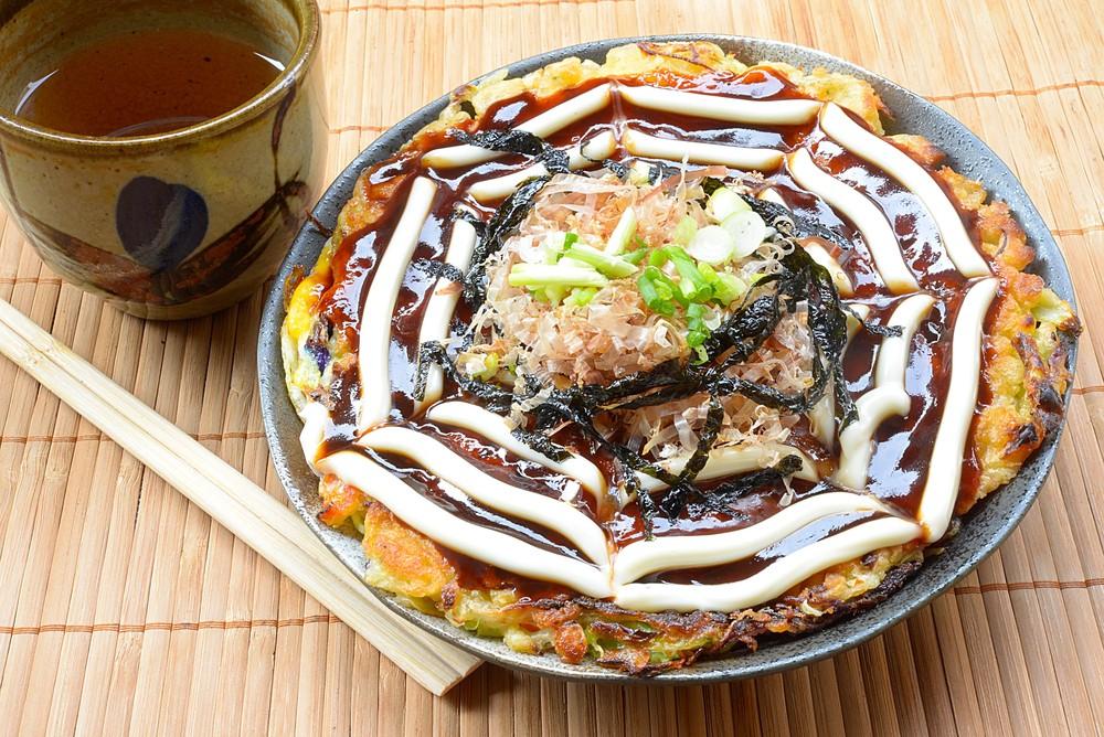 Cucina giapponese cos 39 un okonomiyaki agrodolce - Ricette cucina giapponese ...