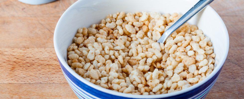 Come preparare in casa il riso soffiato