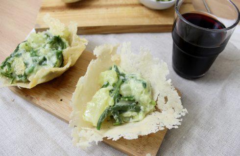 Cucina valtellinese: il Taròz, secondo vegetariano