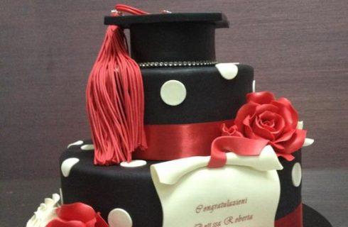 Decorazioni per torte di laurea: ecco quelle più facili