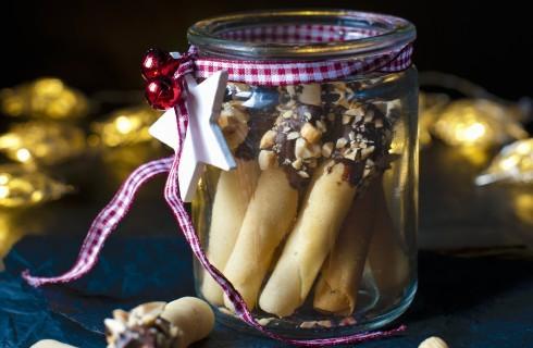 Tuile al cioccolato, cucina francese