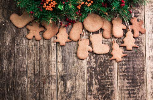 5 ricette di biscotti per decorare l'albero di Natale da fare con i bambini