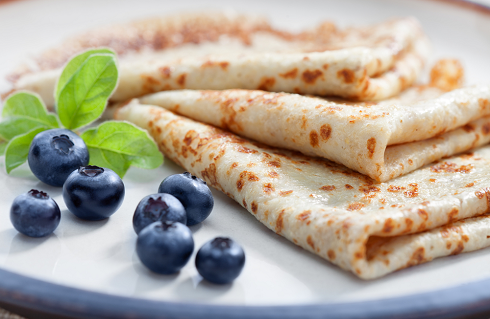 Crepes Salate e Dolci
