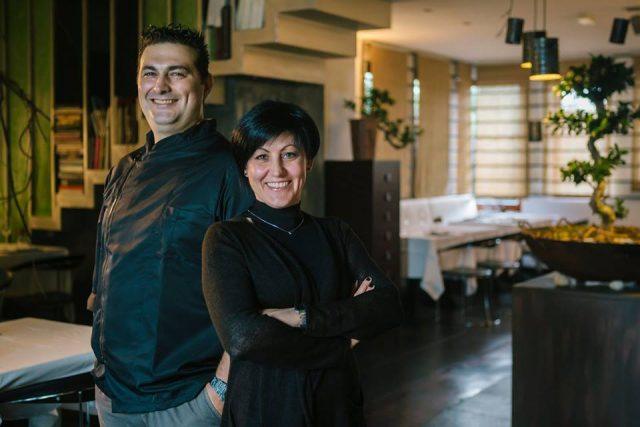 Maximiliano Cotilli e Sonia Tomaselli