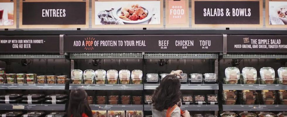 Alimentari Amazon Go: arriva la rivoluzione della spesa?