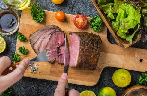 Il menù di Natale di carne tipico della tradizione regionale