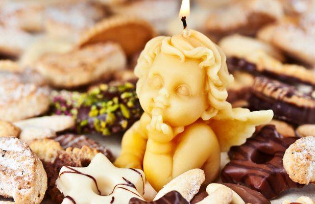 Dolci Natalizi Coreografici.Le Candele Dolci Di Natale La Ricetta Del Dessert Per Stupire Gustoblog