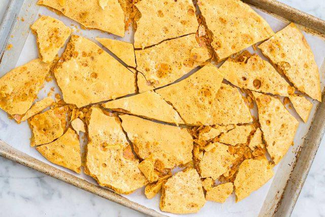 caramello-honeycomb