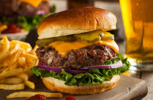 Cheeseburger: il più amato dei panini