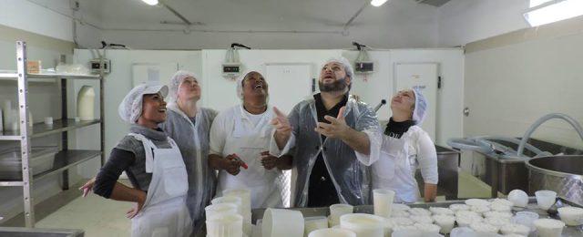 Formaggi fatti in carcere: è festa