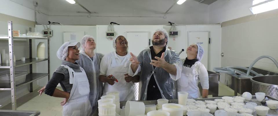 Auguri a Cibo Agricolo Libero: il caseificio di Rebibbia spegne la prima candelina