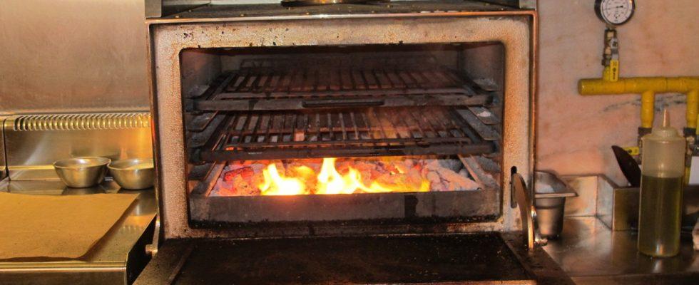 5 vantaggi del forno Josper che non conoscevate