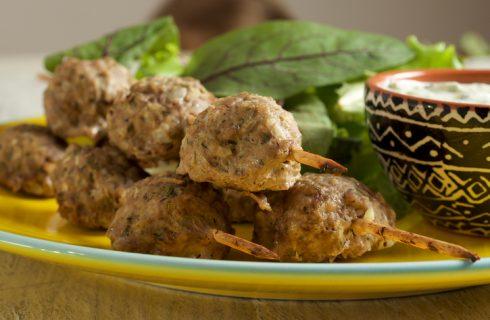 Le polpette di ceci da preparare con la ricetta greca