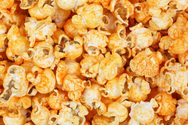 popcorn piccanti