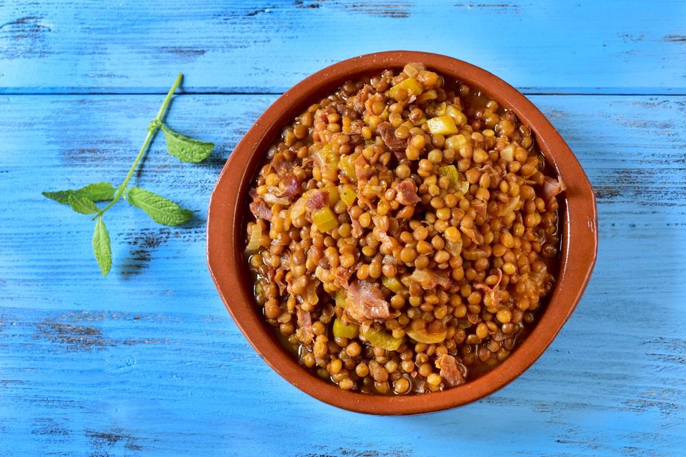 Lenticchie consigli da chef per cucinarle agrodolce - Cucinare le lenticchie ...