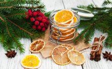 Natale: come essiccare la frutta in casa