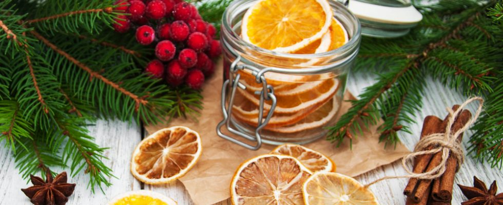 Per Natale: come essiccare la frutta in casa