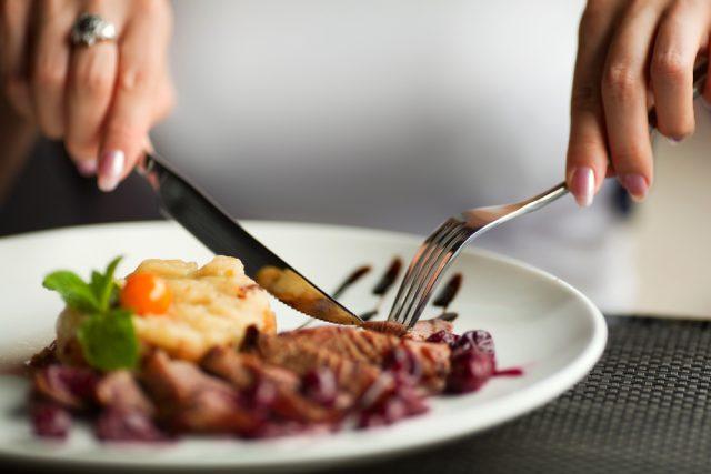mangiare carne