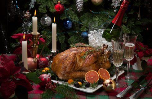 Il tacchino ripieno di radicchio, la ricetta per Natale