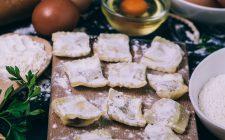 La ricetta dei tortelli alle erbette fatti in casa