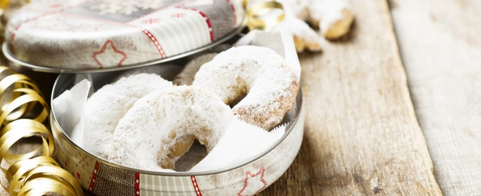 Dolci Natalizi Uccia3000.La Ricetta Dei Vanillekipferl I Dolci Di Natale Tedeschi Gustoblog