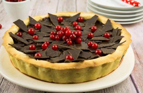 Tarte au chocolat: peccati di gola
