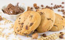 Ecco i biscotti cioccolato e nocciole di Cotto e Mangiato