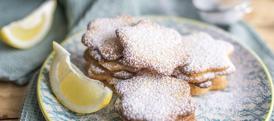 Biscotti con farina di mais, rustici
