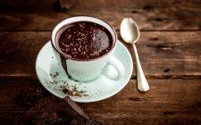 La ricetta della cioccolata calda allo zenzero per merende golose